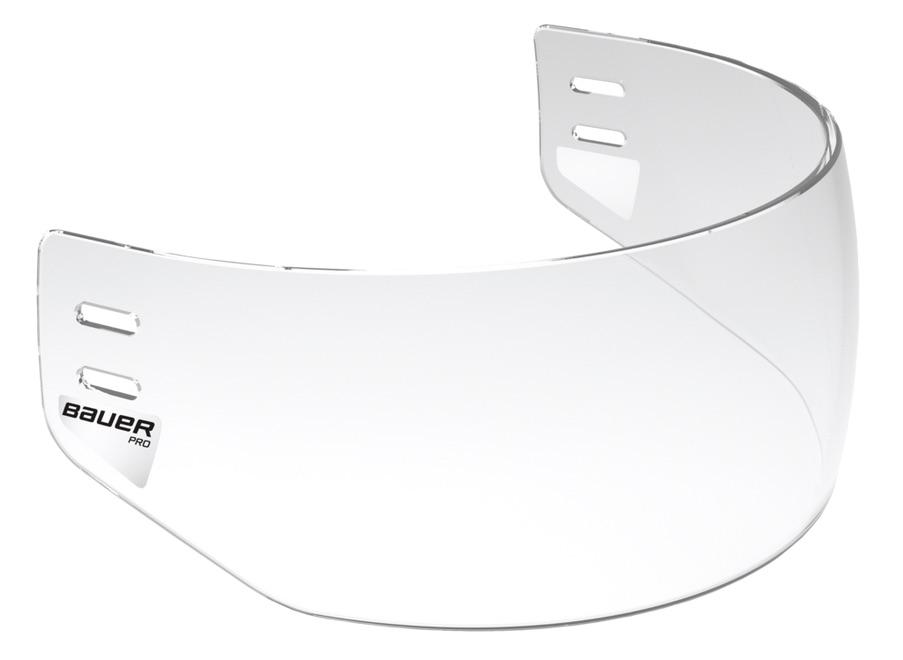 Bauer Pro Straight Visor