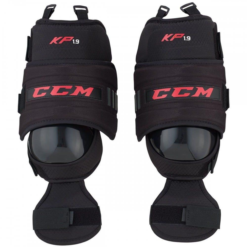 CCM 1.9 Goalie Knee Guards