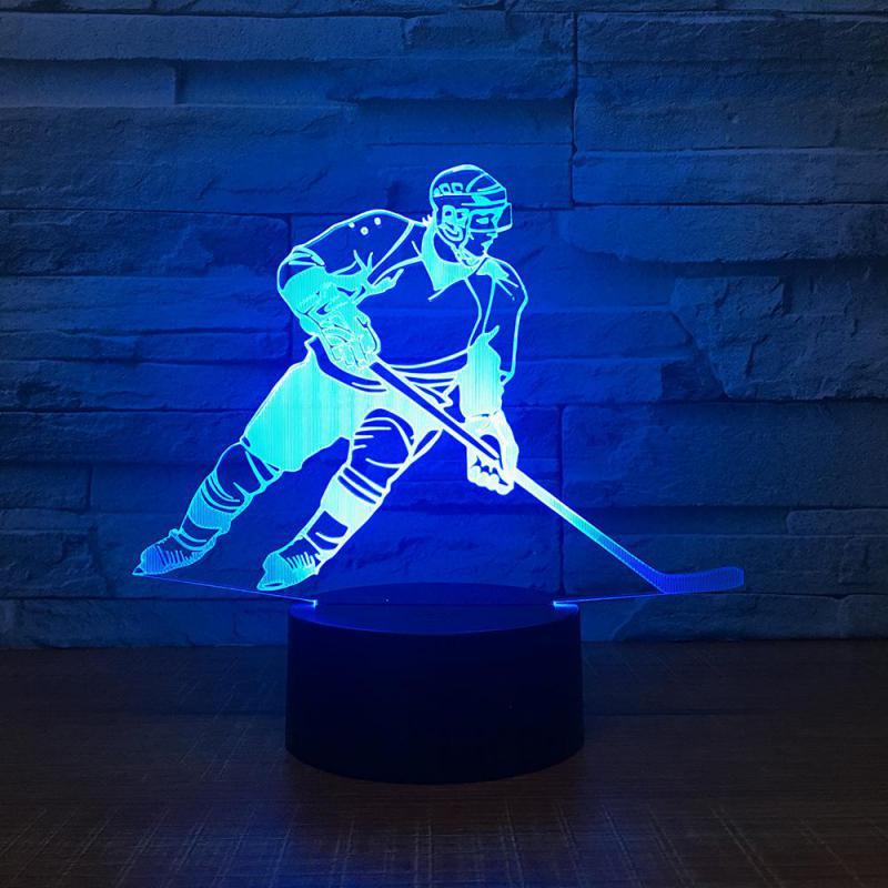 3D Hockey Light