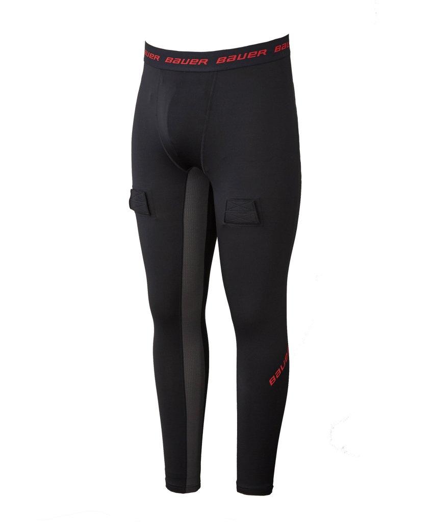 Bauer essential hockey jock pants