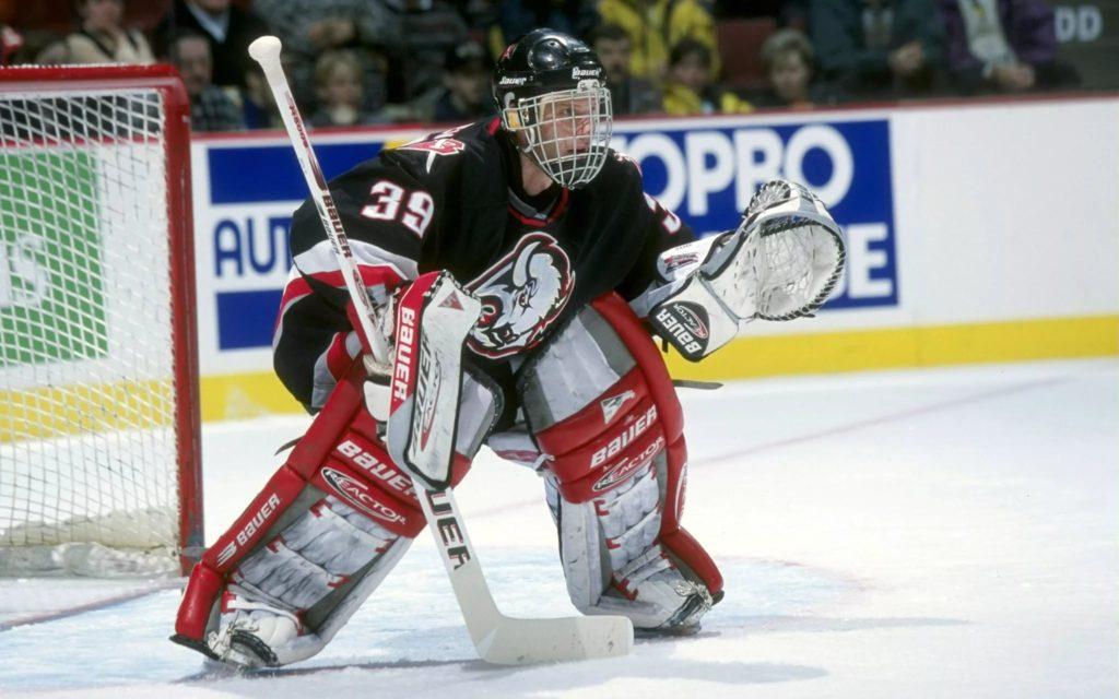 Best Hockey Goalie