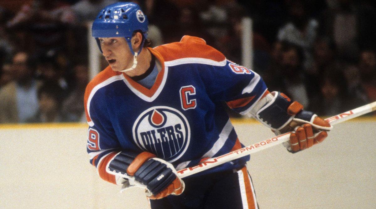 Wayne Gretzky - Best Hockey Player go all time