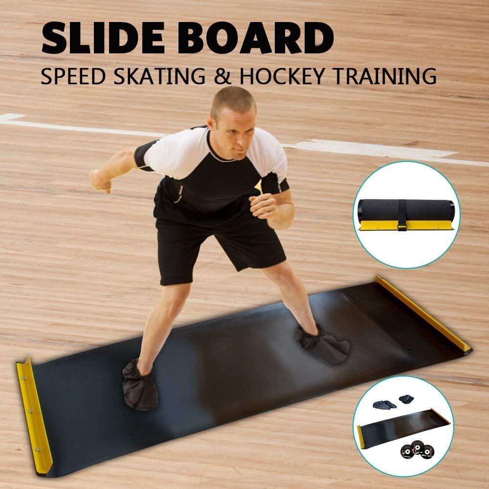 American Lifetime Hockey Slide Board