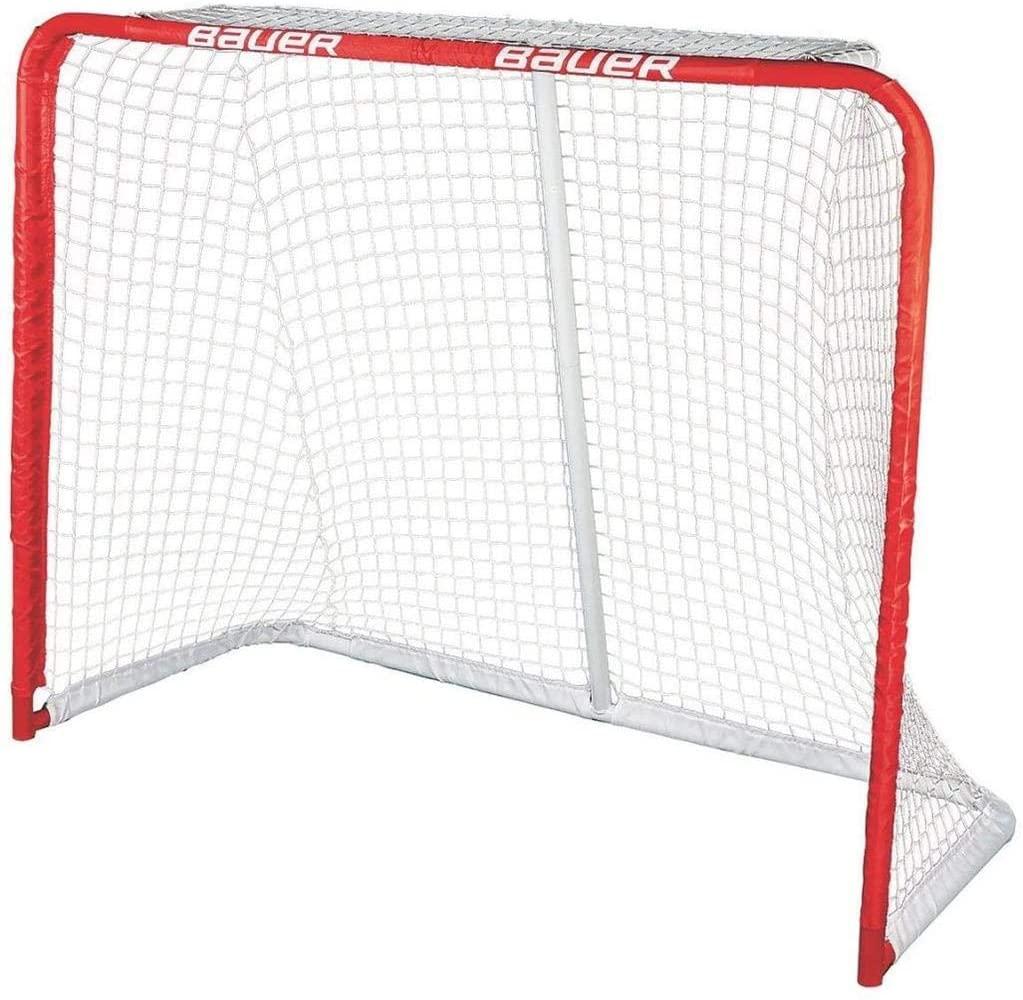 Bauer Steel Hockey Goal