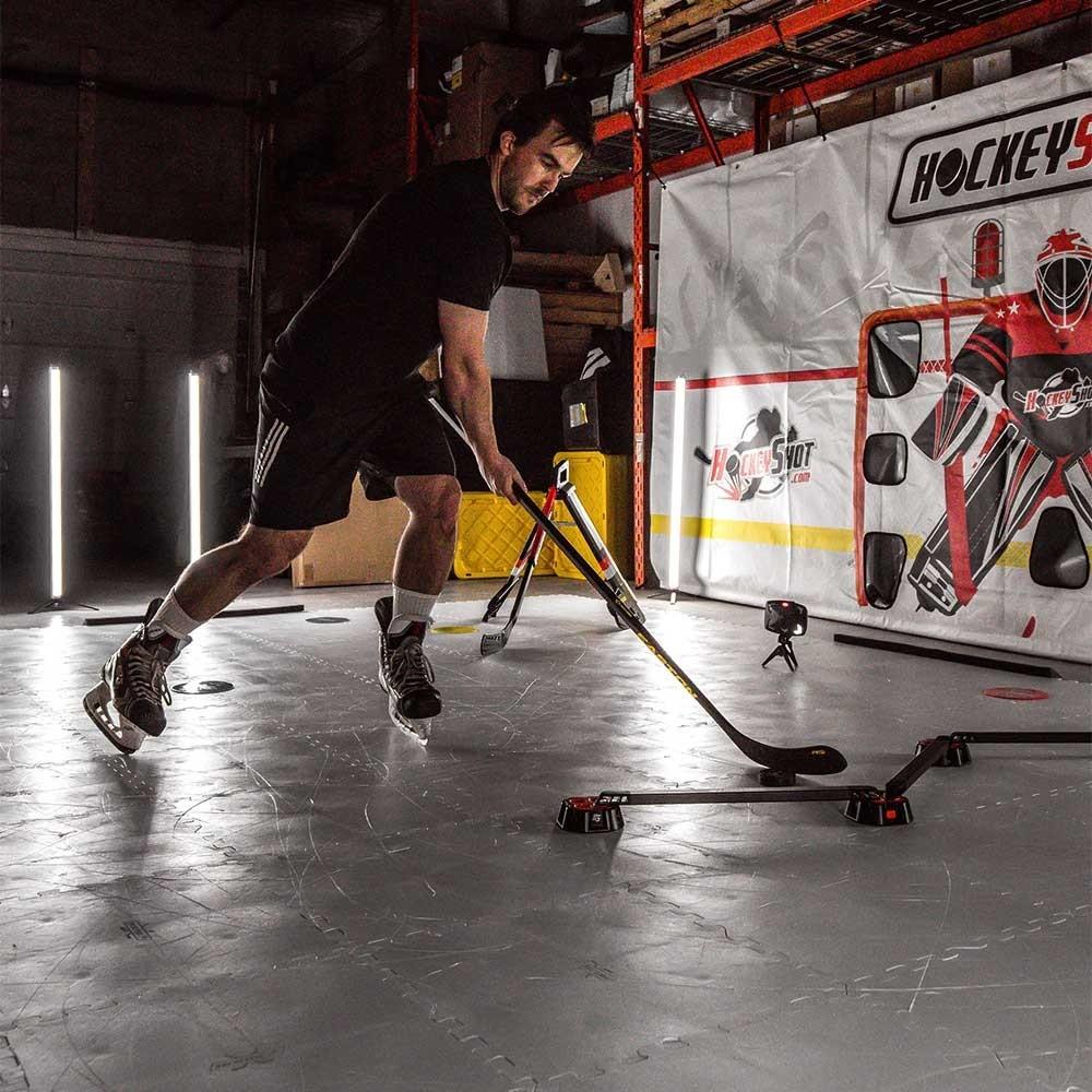 HockeyShot Home Skating Zone 200