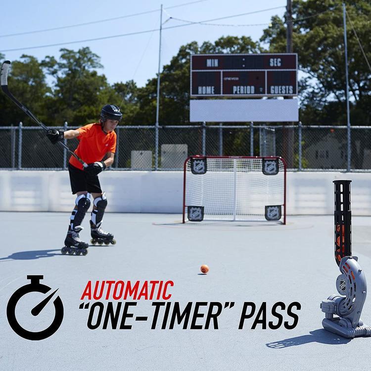 Hockey Automatic Passer