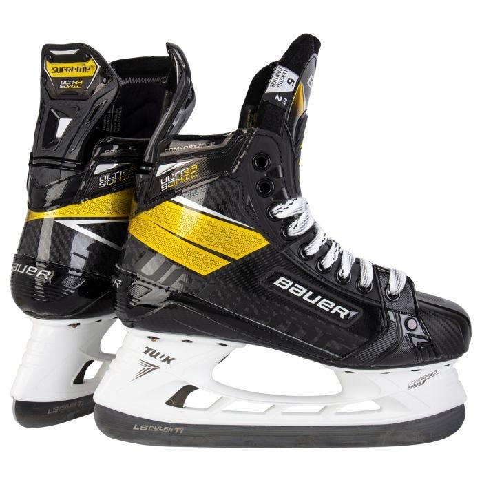 bauer supreme ultrasonic junior skates