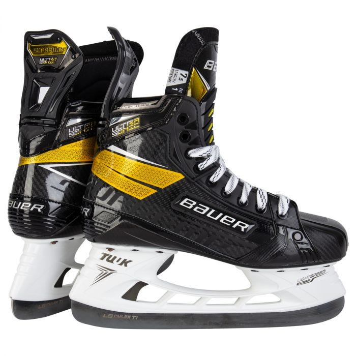 bauer supreme ultrasonic review