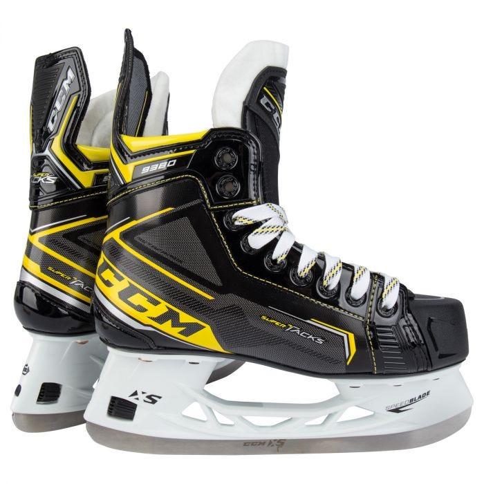 ccm 930 junior skates review