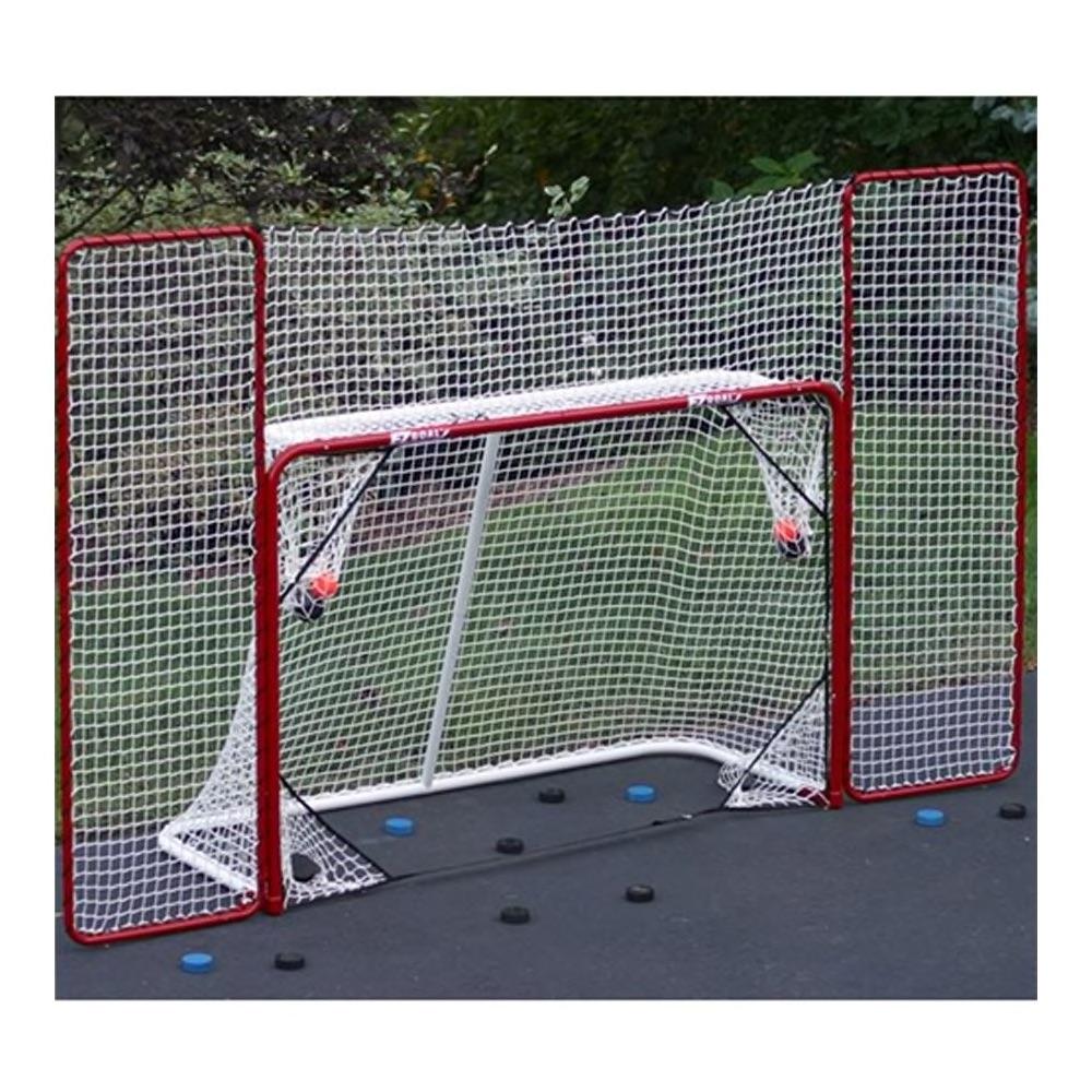 Best Hockey Net with Backstop