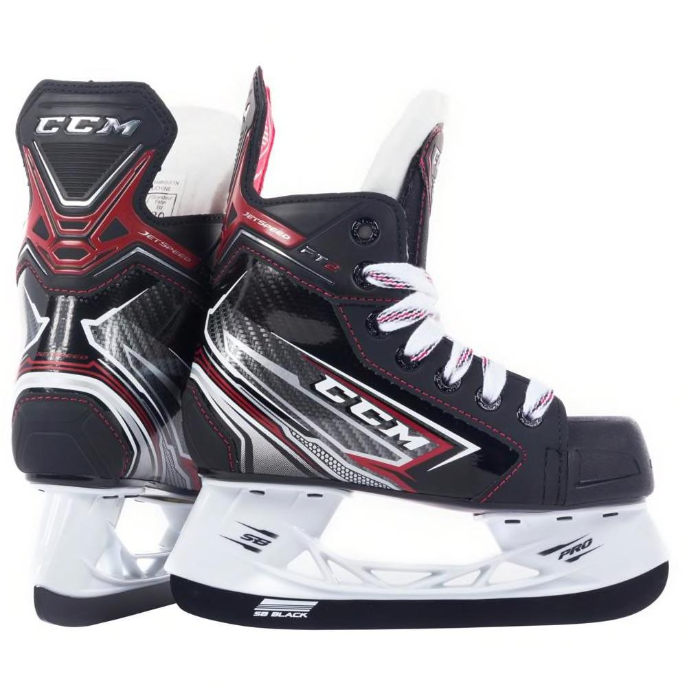ccm JetSpeed ft2 youth skates