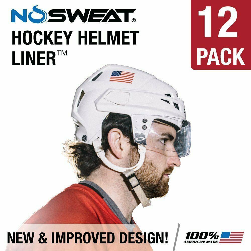 No Sweat - Hockey Helmet Liner