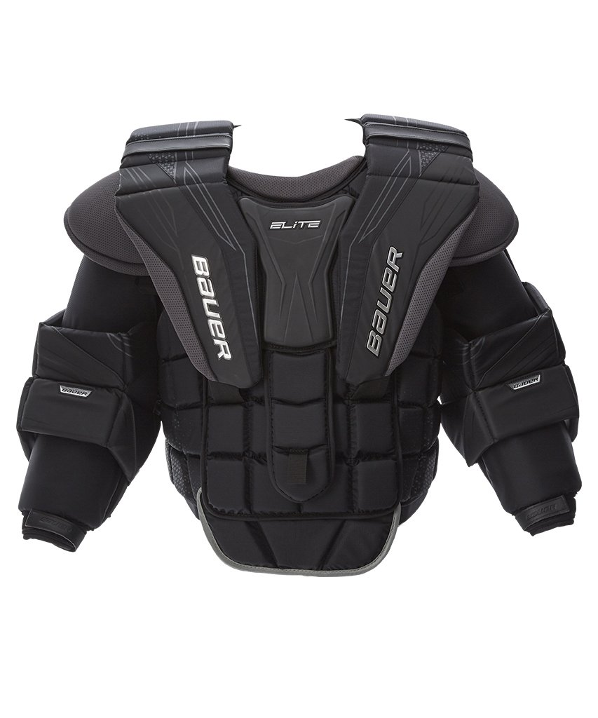 bauer elite chest protector