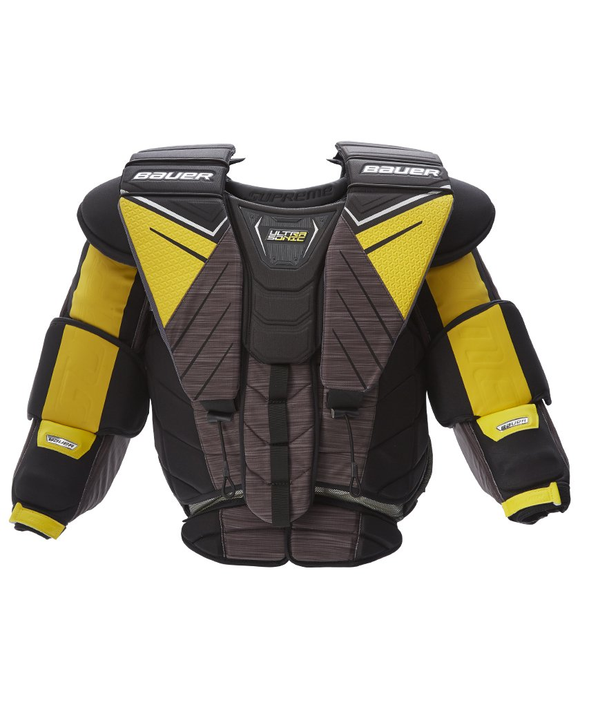 Bauer supreme ultrasonic chest protector review