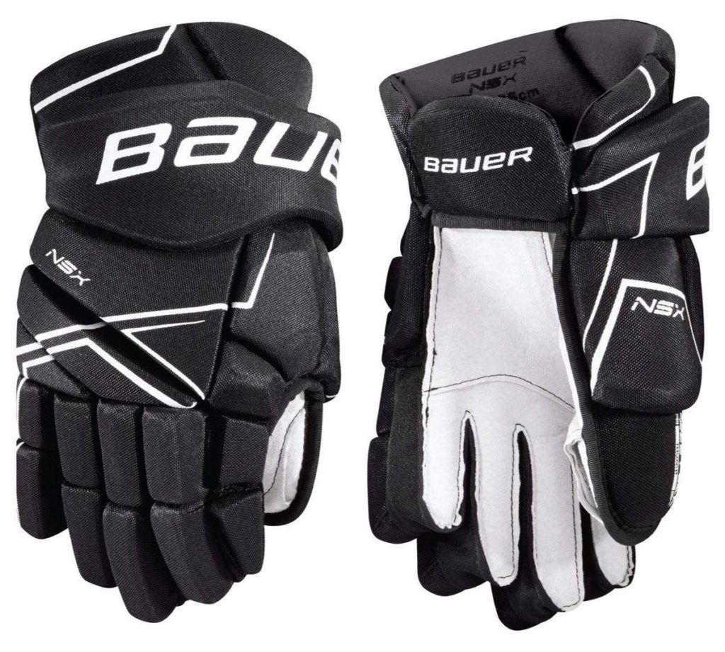 bauer nsx gloves review