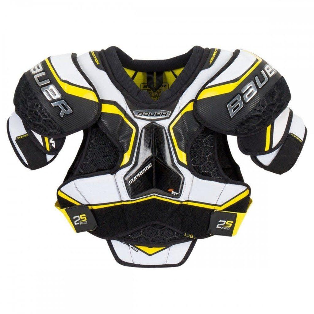 bauer supreme 2s pro shoulder pads