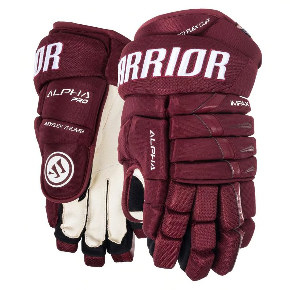 warrior alpha pro gloves