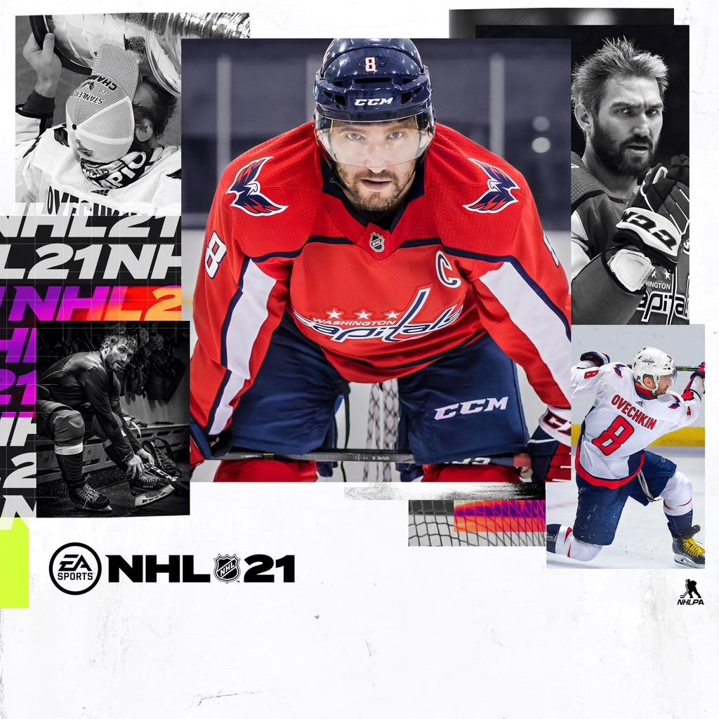 EA SPORTS NHL 21 Video Game
