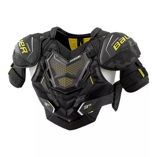 bauer 3s shoulder pads review