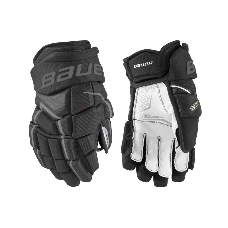 bauer supreme ultrasonic gloves review