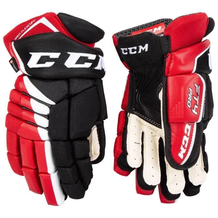 ccm ft4 pro gloves review