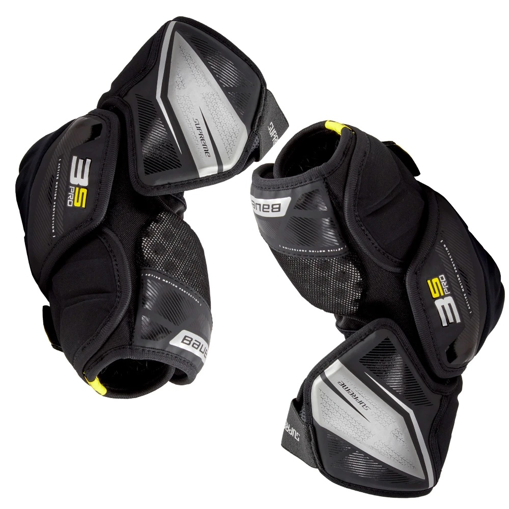 bauer 3s pro elbow pads review