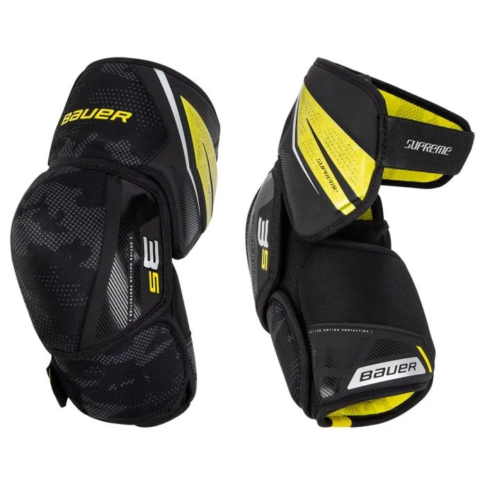 bauer supreme 3s elbow pads review