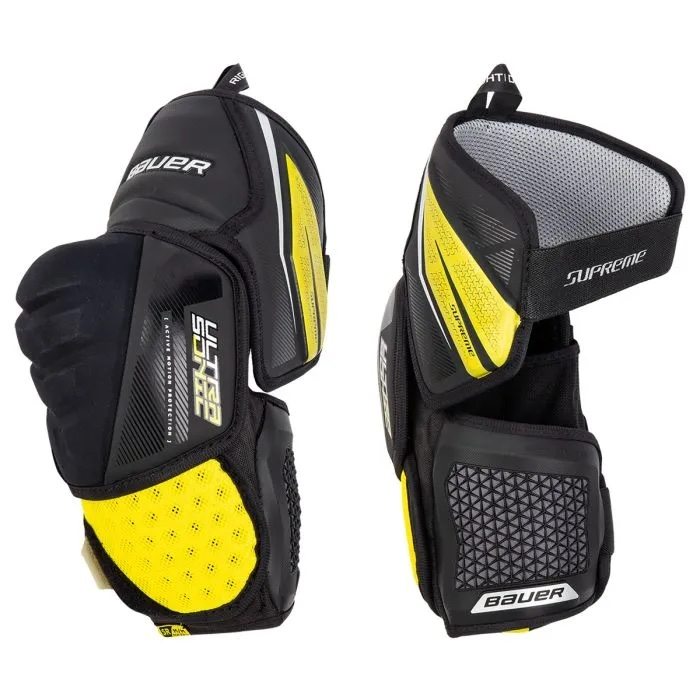bauer ultrasonic elbow pads review