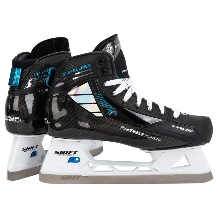 true tf9 goalie skates review