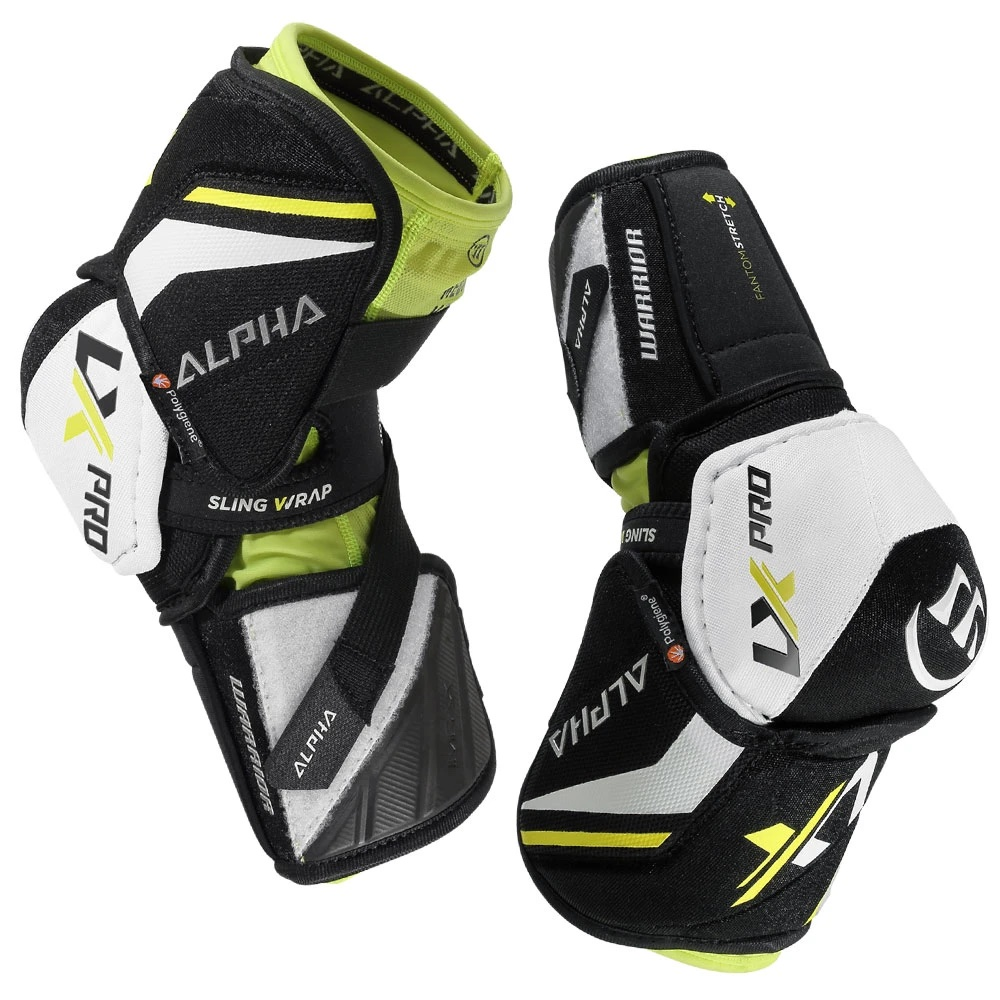 warrior lx pro elbow pads review