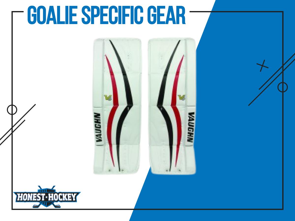 goalie specific gear