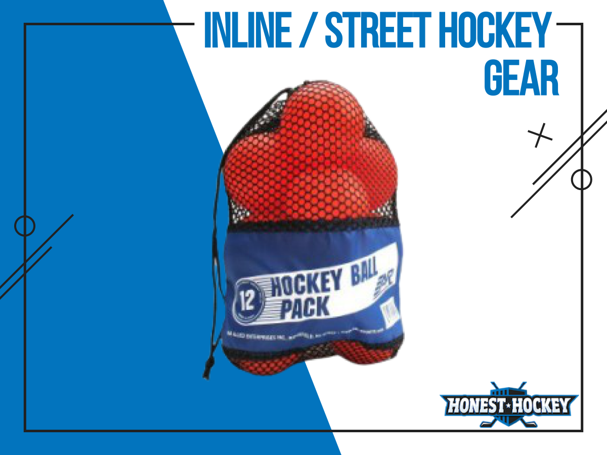 inline street hockey gear